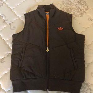 Adidas puffer vest